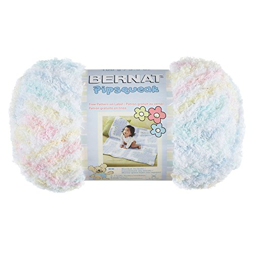 Bernat Pipsqueak Yarn 5 Bulky Gauge  - 3.5oz  - Multicolor - Baby Soft Yarn Machine Wash & Dry