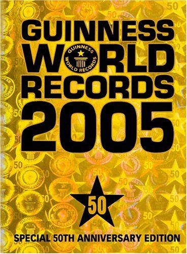 Guinness World Records 2005: Special 50th Anniversary - Outlets Tampa Near