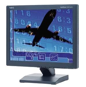 15in Lcd 350:1 1024x768 75hz Black Thin Frame Naviset Sw PC