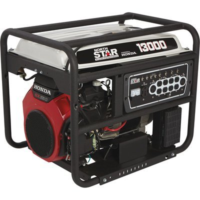 NorthStar lightweight Generator - 13,000 Surge Watts, 10,500 Rated Watts, Electric Start, EPA and CARB-Compliant appropriate Price
