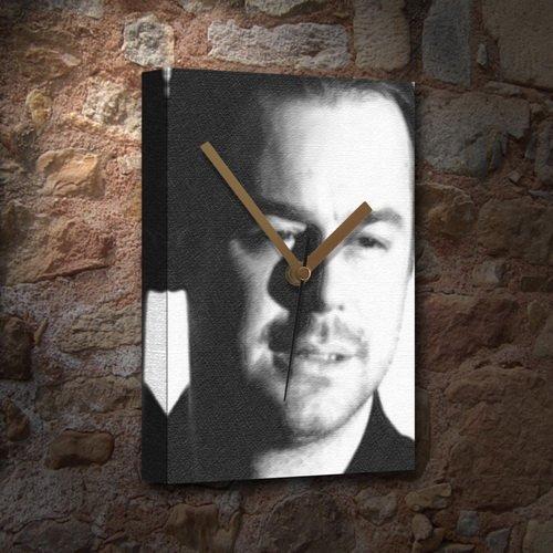 DANNY DYER - Canvas Clock (A5 - Signed by the Artist) #js001 Seasons Original Art