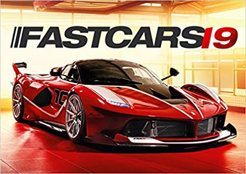 Buy Fast Cars 2019 Calendar The Ultimate Car Calendar Book Online