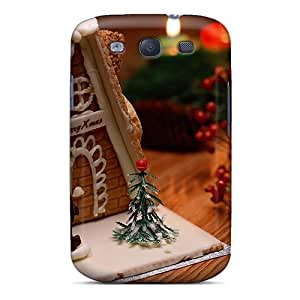 New Style Angelerson Christmans Cy Premium Tpu Cover Case For Galaxy S3