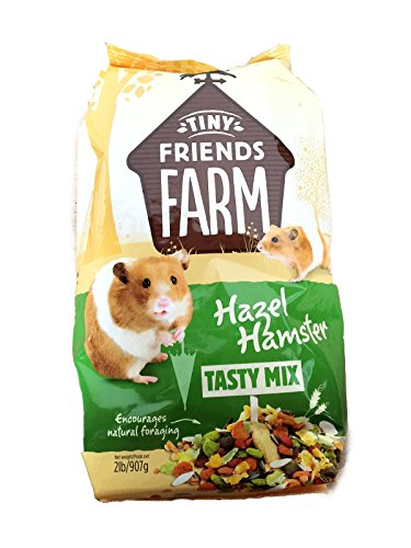 seed mix for hamsters - 5