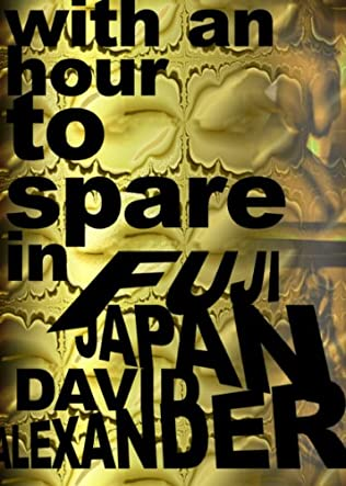 book cover of With an Hour to Spare in Fuji, Japan