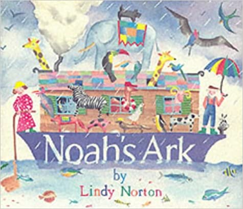 Book Noah's Ark (Medici Books for Children Bl)