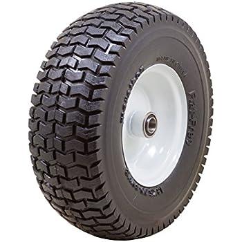 John Deere Pneumatic Wheel Assemblies 13x5.00-6 Yellow Replaces TCA13769 2