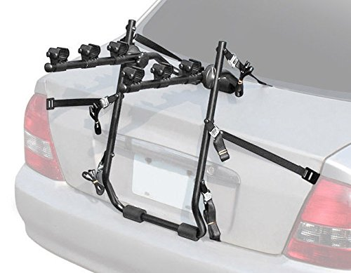 3 Bike Car Universal Carrier Rack Bicycle Rear Racks