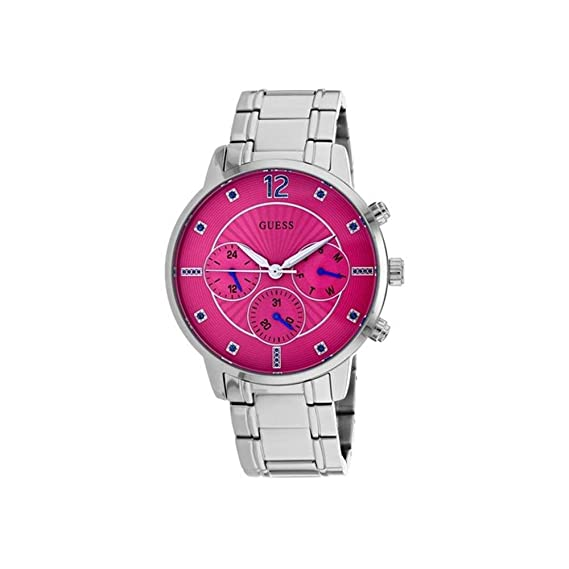 GUESS WATCHES LADIES SUNSET relojes mujer W0941L3: Guess: Amazon.es: Relojes