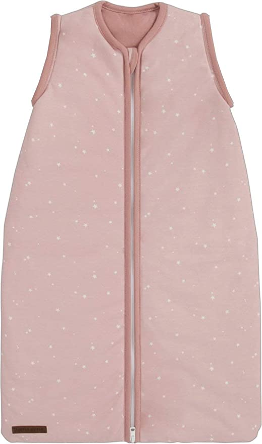 Little Dutch Slaapzak zomer 110 cm - little stars pink