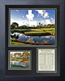 """Legends Never Die """"TPC Sawgrass Hole #17"""" Framed Photo Collage, 11 x 14-Inch"""