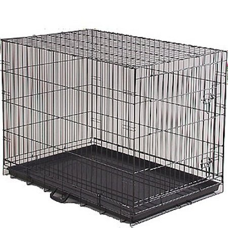 Home On-The-Go Single Door Dog Crate E430, XX-Small ()