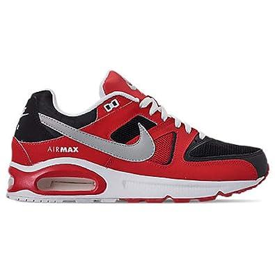 reputable site 915f1 a484c Nike Air Max Command, Chaussures d Athlétisme Homme, Multicolore  (Black Metallic