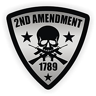 three (3) BEST SELLER 2nd Amendment WELDER Hard Hat Stickers USA Union | Welding Helmet Decals | Funny Labels Badges Toolbox Laborer Construction Trucker Cowboy