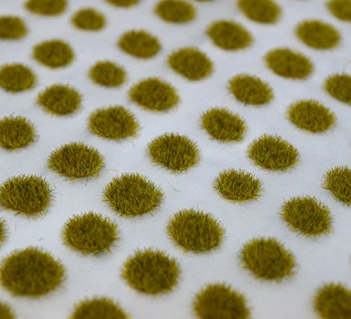 WWS Dead Grass 2mm Self Adhesive Static Grass x 100 Tufts DEA002