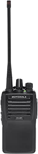 VX-261-D0 5 Watt 16 Channel VHF Two Way Radio – Intended for Business Use