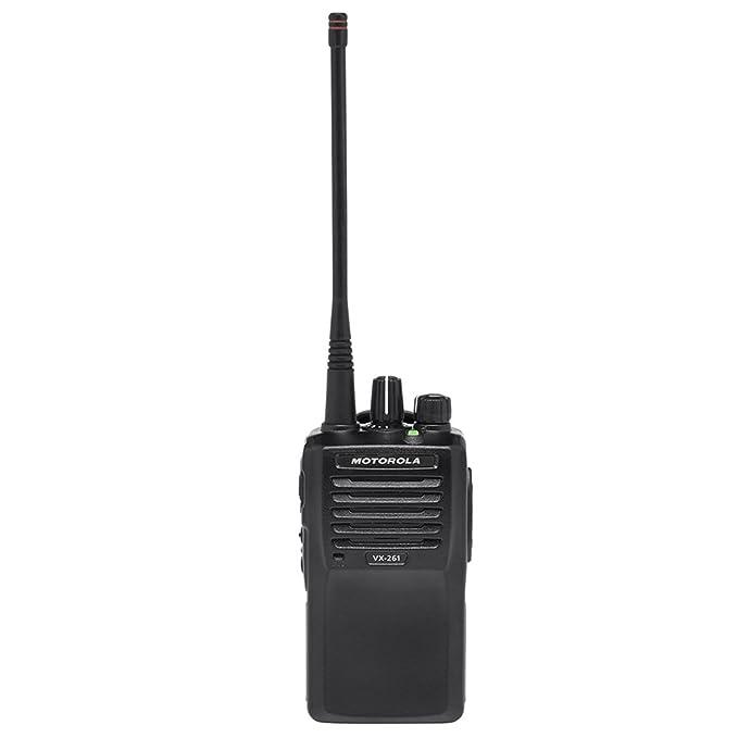 Amazon.com: Vertex VX-261 UHF 6 Pack of PRE-PROGRAMMED Radios: Car Electronics