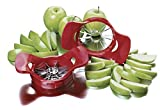 3 x Amco Dial-A-Slice Adjustable Apple Corer and Slicer review