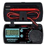 Multímetro digital de bolsillo Allosun (EM3082 (rango automático))