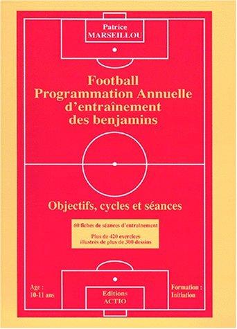 Télécharger Football : Programmation annuelle d'entraînement