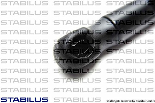 Stabilus 019830 //// LIFT-O-MAT/® Gasfeder 10.06 8ED, B7 11.04-06.08 Bj 2 St FOCUS II Cabriolet ab Bj Koffer-//Laderaum Heckklappend/ämpfer f/ür A4 Avant