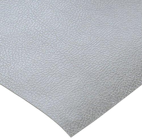 Cricut, Silver Pebbled Faux Leather, 12X24