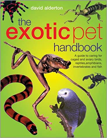 Book The Exotic Pet Handbook