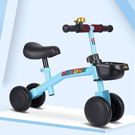 JHSHENGSHI Baby Balance Bicicleta, Bicicleta Bebé Equilibrio ...