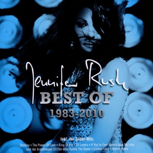 Jennifer Rush - The Best Singles Of All Time - No.1s (CD10) - Zortam Music
