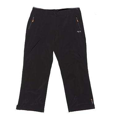 b05ae165 Regatta Womens Geo Softshell Trousers Black - BLACK - 14 - Long:  Amazon.co.uk: Clothing