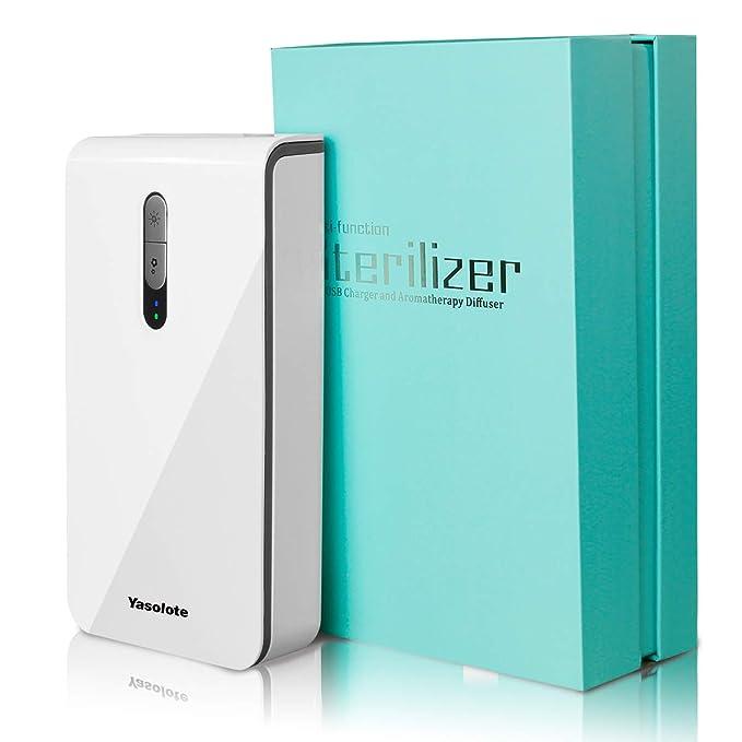 bf87b2267a5 Amazon.com  Smartphone Sanitizer Portable UV Light Cell Phone ...