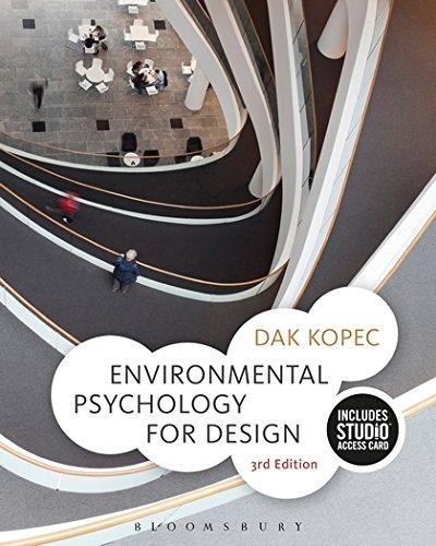 Environmental Psychology for Design: Bundle Book + Studio Access Card