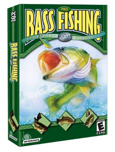 Pro Bass Fishing 2003 - PC
