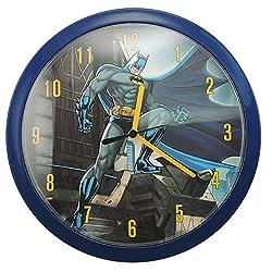 Zeon Plastic Wall Clock - Batman - 25cm - BAT0DC