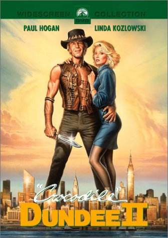 Image result for CROCODILE DUNDEE II DVD
