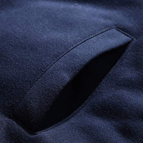 Outwear Tuta Marina Coat Pezzi Pile In Sport Invernale Felpa Top Cappuccio Da Pantaloni 2 Cerniera Uomo Abcone Maglione E Sportiva Caldo Completi Con gw5an6xBq