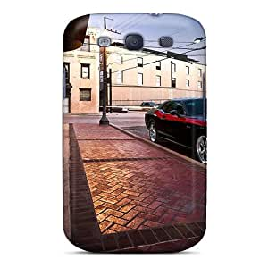 Perfect Fit EGAWdyv7995KlMBa Dodge Challanger Case For Galaxy - S3