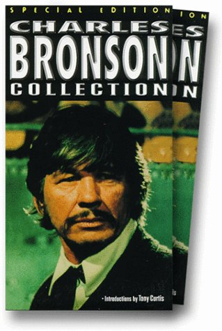 Charles Bronson Collection: Special Edition (Chino, Man With a Camera/U.S. Marshall/The Witness, Cabo Blanco) ()