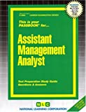 Assistant Management Analyst, Jack Rudman, 0837320941