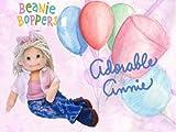 TY Beanie Bopper - ADORABLE ANNIE