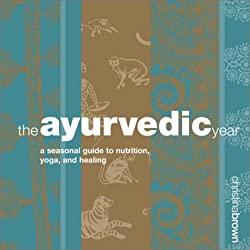 Image of the product The Ayurvedic Year that is listed on the catalogue brand of Brand: Storey Publishing,.