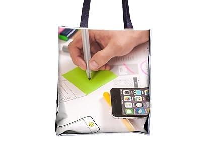 UX, diseño, webdesign, App, funda para Allover impresa ...
