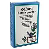 Colora Henna Powder Hair Color Black 2oz (2 Pack)