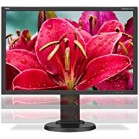 NEC E245WMI-BK 24 Screen LED-Lit Monitor