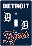 Detroit Tigers Light Switch plate