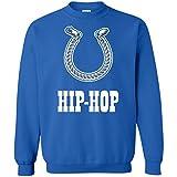 Rap History Indy Hip-Hop Crewneck Sweatshirt