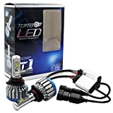Image of Win Power 9012 (HIR2) LED Headlight CREE Bulbs Conversion Kits + Canbus (1 Pair)-2 Year Warranty
