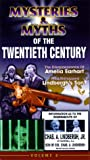 Mysteries & Myths of the Twentieth Century - The Disappearance of Amelia Earhart/Who Kidnapped Lindbergh's Son? [VHS]
