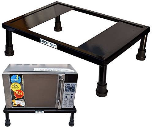 Planet Heavy GI Metal Universal Microwave Oven Fix Stand fo