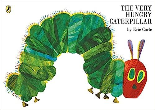 The Very Hungry Caterpillar: Amazon.co.uk: Carle, Eric: Books